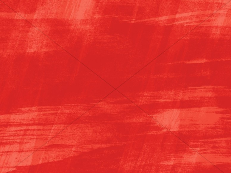 Red Brushstroke Worship Background