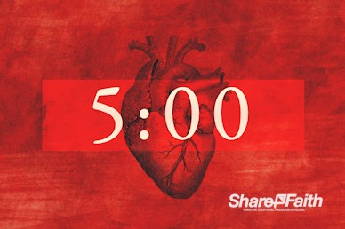 The Heart Of Prayer Countdown Video