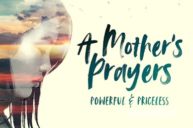 A Mother's Prayers Church Service Bumper Video