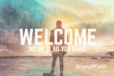 The Promised Land Church Welcome Video