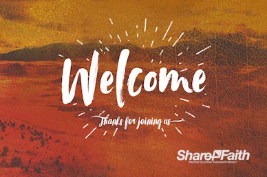 The Good Life Church Welcome Bumper Video