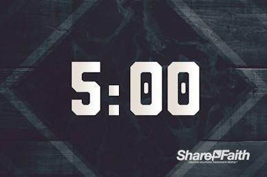 National Day Of Prayer Church Countdown Timer