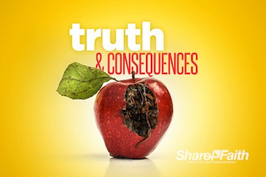 Truth & Consequences Church Service Bumper Video