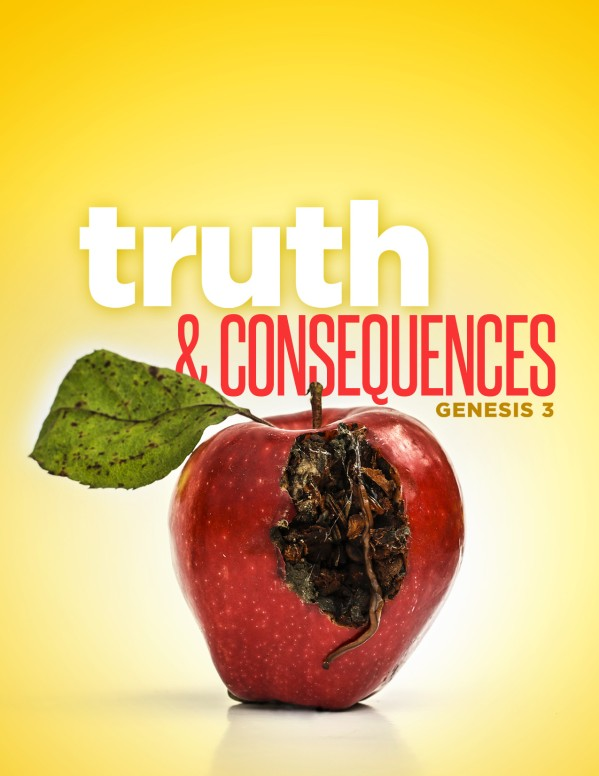 Truth & Consequences Church Flyer Template
