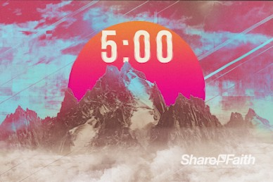 Unshakeable Faith Church Countdown Timer