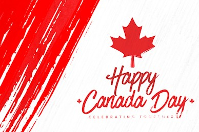 Canada Day Service Motion Graphic