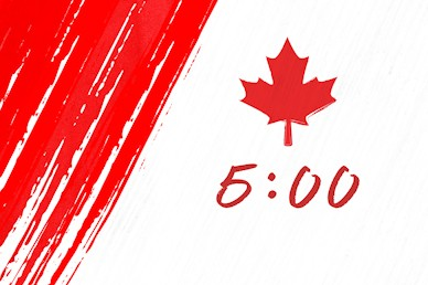 Canada Day Church Countdown Video