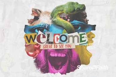 Love Your Enemies Welcome Bumper Video