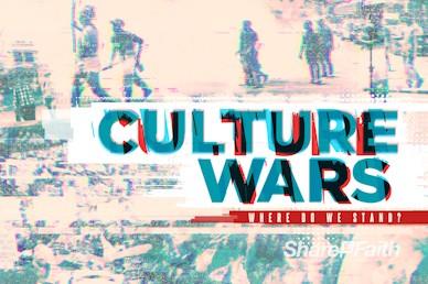 Culture Wars Church Service Bumper Video