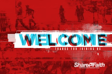 Culture Wars Church Welcome Bumper Video
