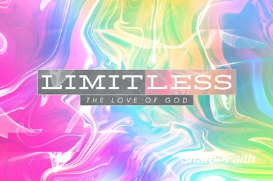 Limitless Sermon Series Church Motion Graphic