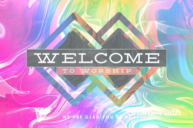 Limitless Sermon Series Welcome Motion Graphic