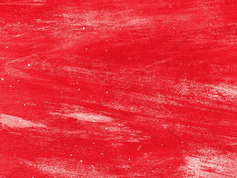 Brushed Red Paint Texture Worship Background