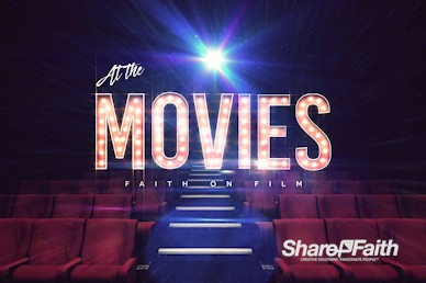 At The Movies Church Service Motion Graphic