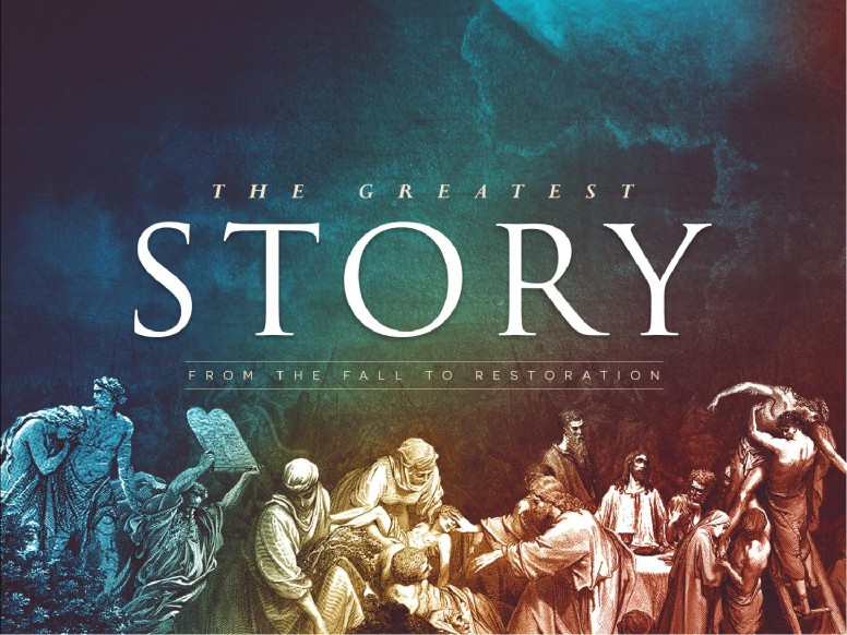 The Greatest Story Ever Told Sermon PowerPoint