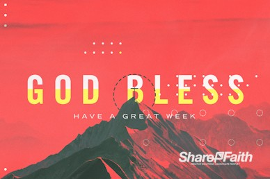 Vision Sunday Red Mountains Church Goodbye Video
