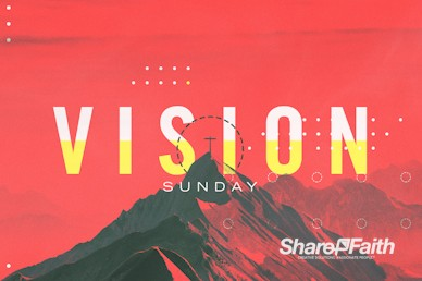 Vision Sunday Red Mountains Church Service Video