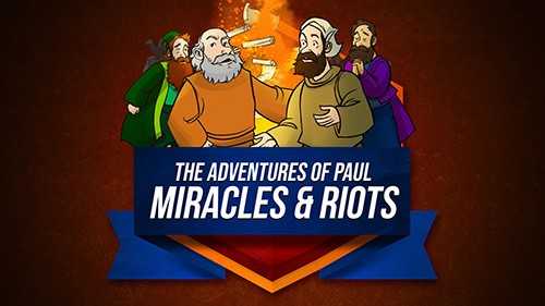 Acts 19 Miracles & Riots Bible Video for Kids