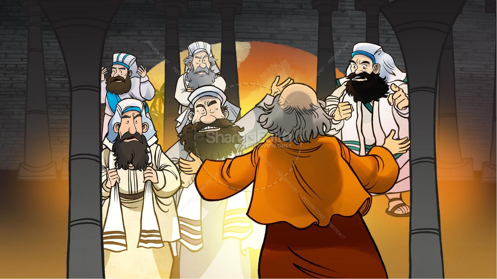 Acts 19 Miracles & Riots Kids Bible Story | slide 3