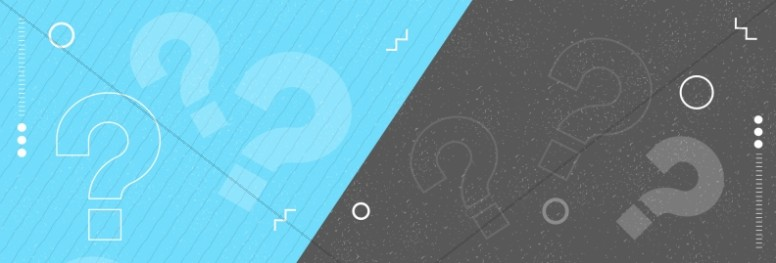 Big Questions Church Website Banner