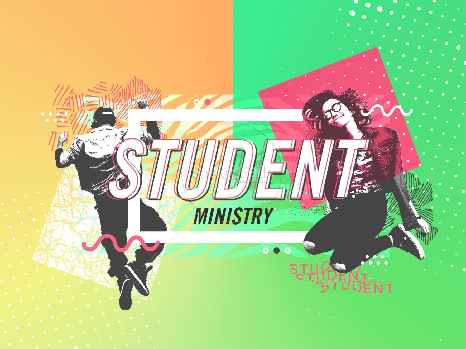 Student Ministry Church PowerPoint