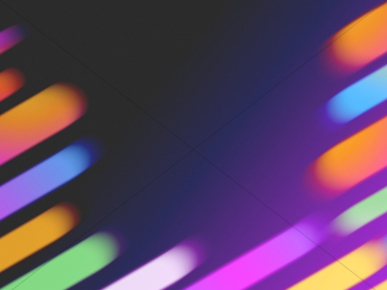 Blurred Color Church Worship Background