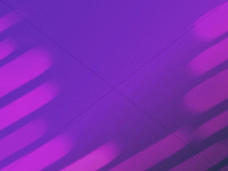 Purple Blurred Worship Background
