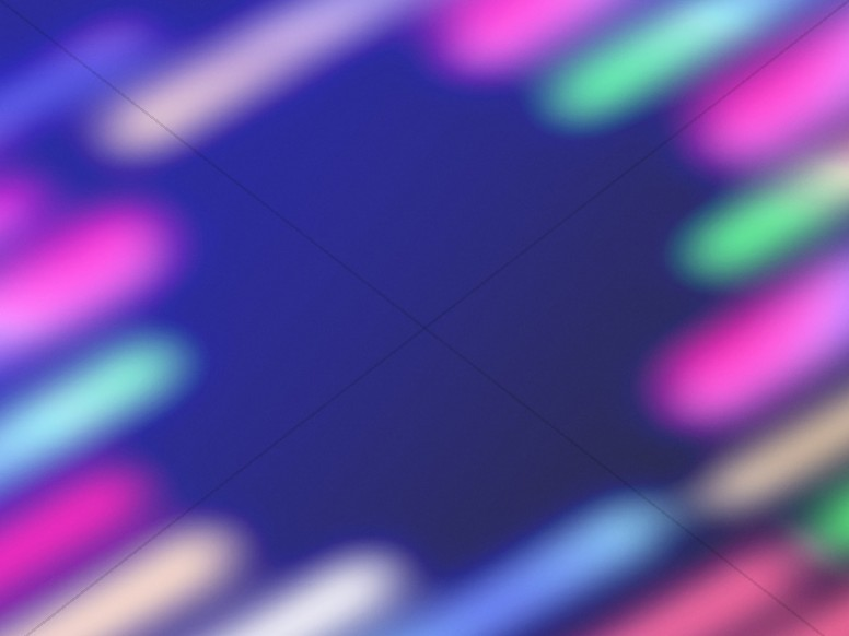 Blurred Colorful Worship Background