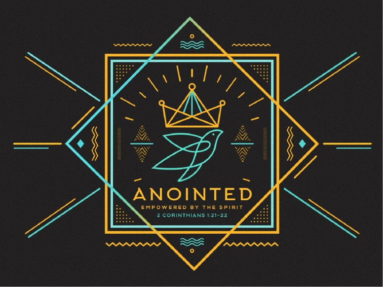 Anointed By The Spirit Sermon PowerPoint