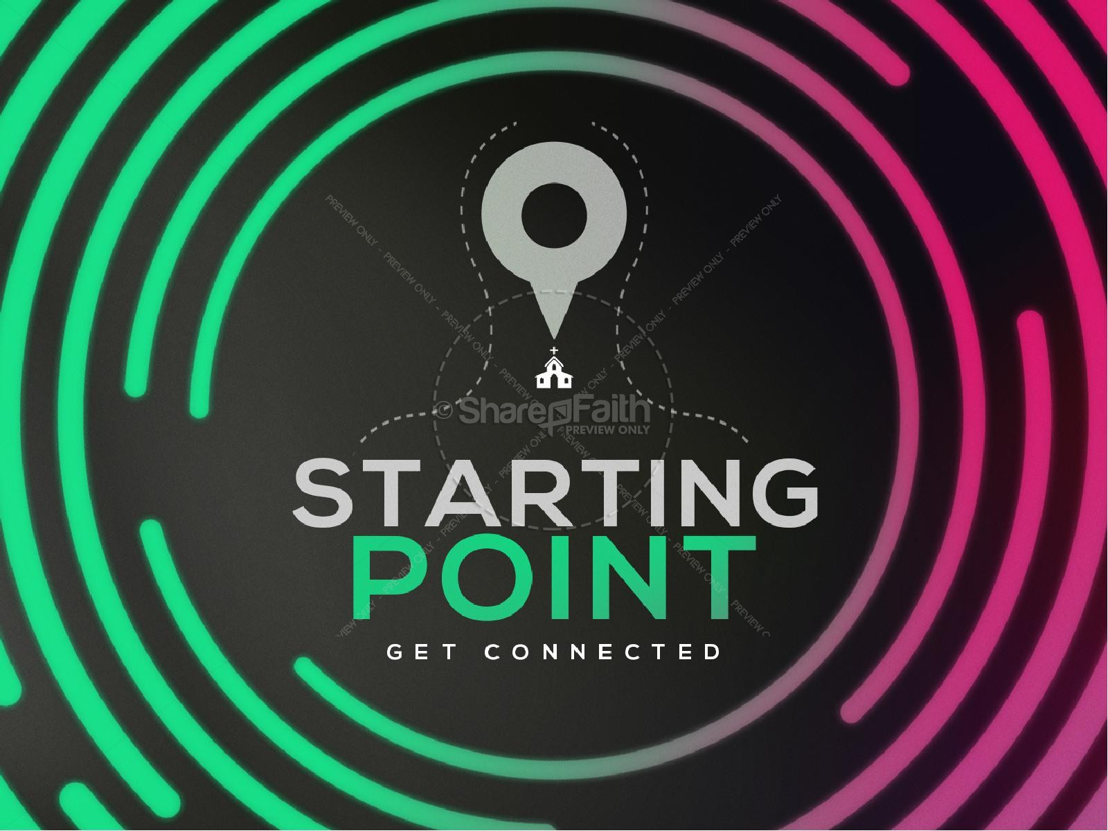 Starting Point Church PowerPoint
