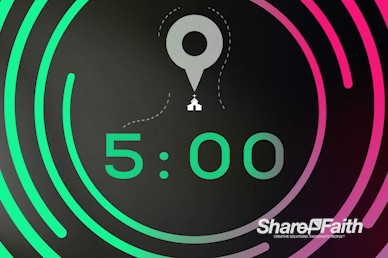 Starting Point Church Countdown Timer