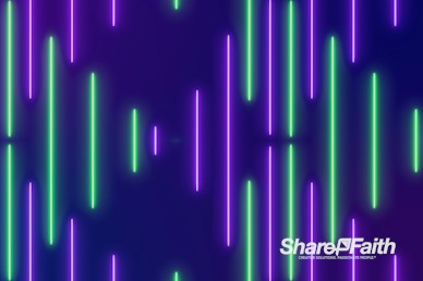 Laser Beam Wave Worship Background