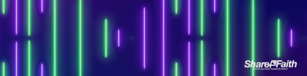 Laser Beam Wave Multi Screen Worship Background