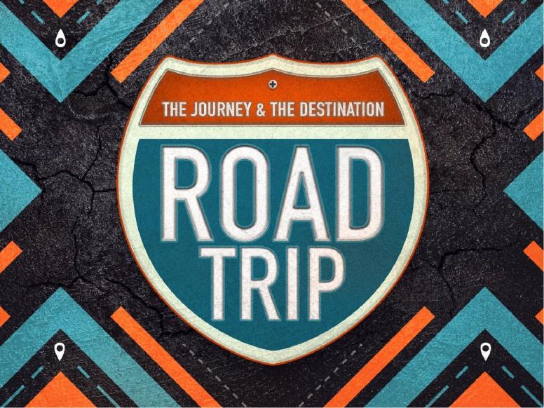 Road Trip Church Retreat PowerPoint