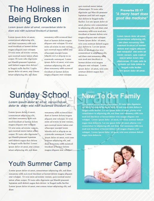 Men's Group Bible Study Newsletter   page 2