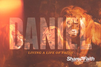 Book Of Daniel Lion's Den Service Bumper Video