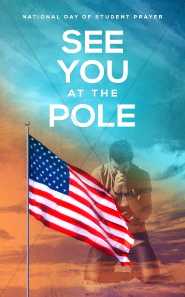 See You At The Pole Day Bulletin Cover