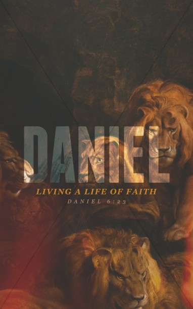 Book Of Daniel Lion's Den Sermon Bulletin