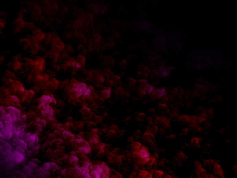 Magenta Abstract Clouds Worship Background