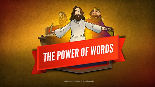 James 3 The Power of Words Intro Video