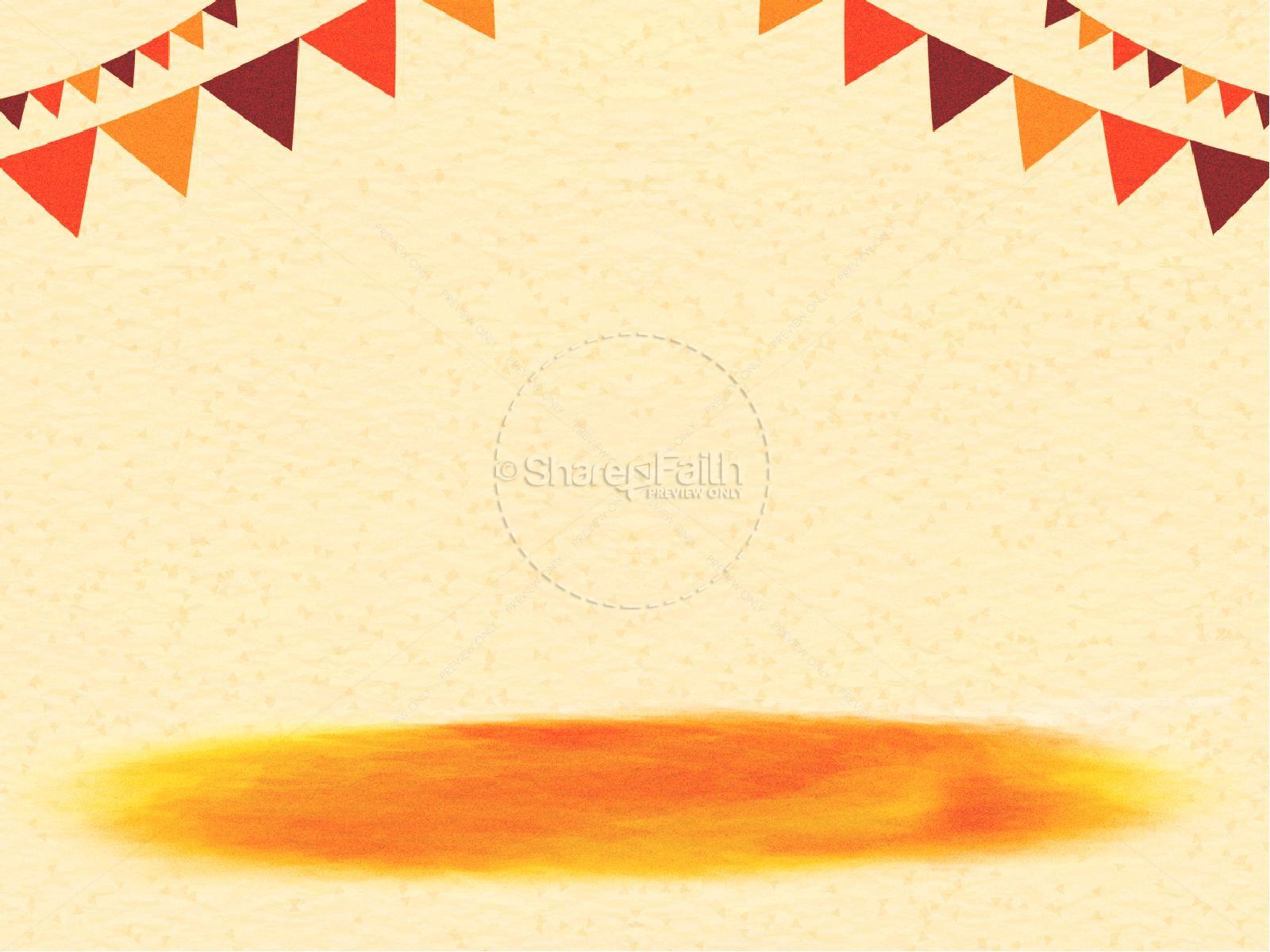 Harvest Party Pumpkin Graphic | slide 6
