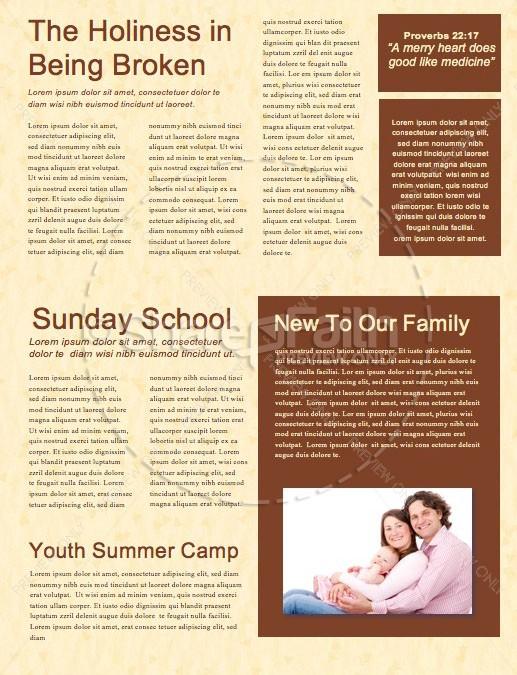 Harvest Party Pumpkin Newsletter | page 2