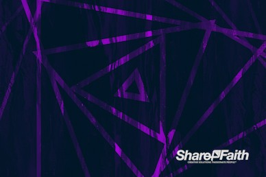 Moving Textures Triangle Motion Background