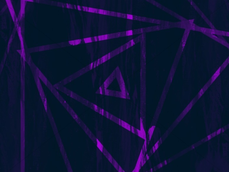 Triangle Textured Worship Background