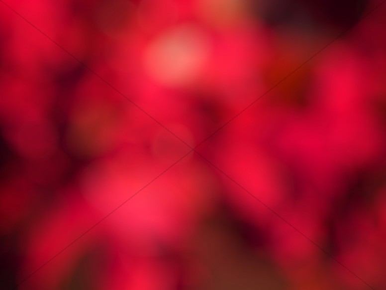 Deep Red Bokeh Worship Background