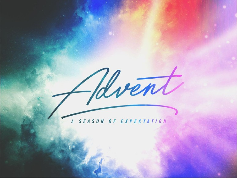Advent Christmas Church Graphic Design