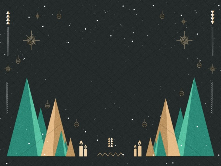 The First Noel Christmas Eve Worship Background