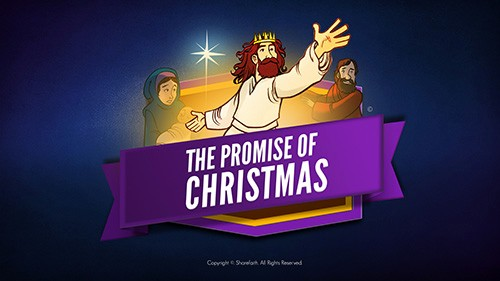The Promise of Christmas Bible Video for Kids