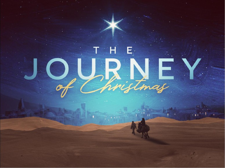 Christmas Journey Sermon PowerPoint
