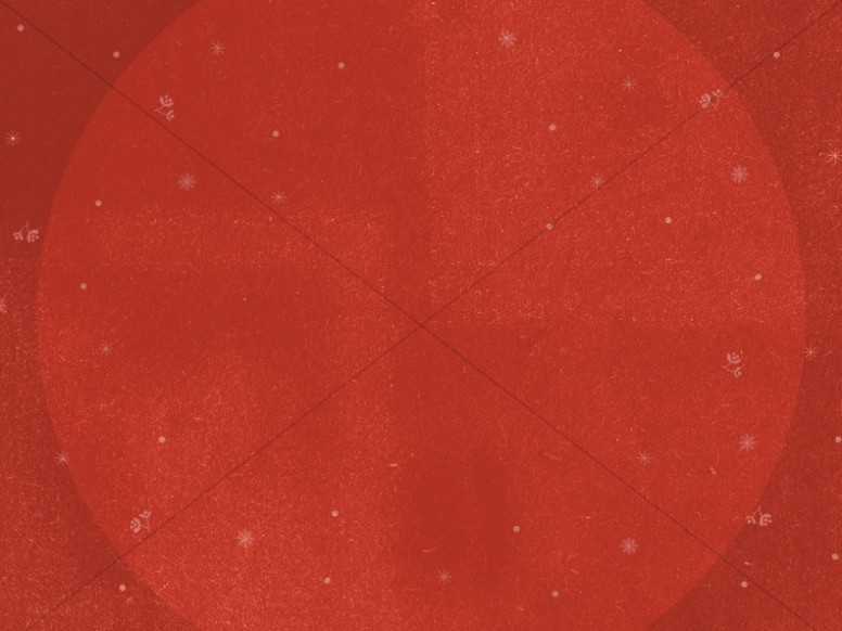 Christmas Party Snow Worship Background